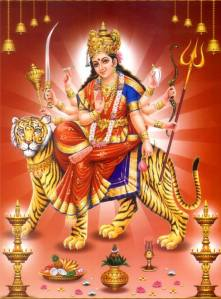 Shakti, the Divine Mother