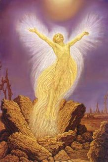 Resurrection by Johfra Bosschart